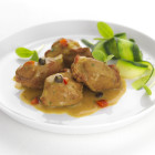 Curry d'agneau au gingembre