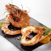 Les Fruits de mer et Crustacés