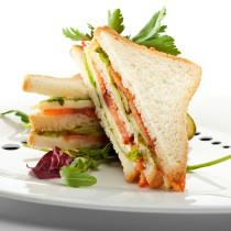Les Sandwiches prêts à consommer